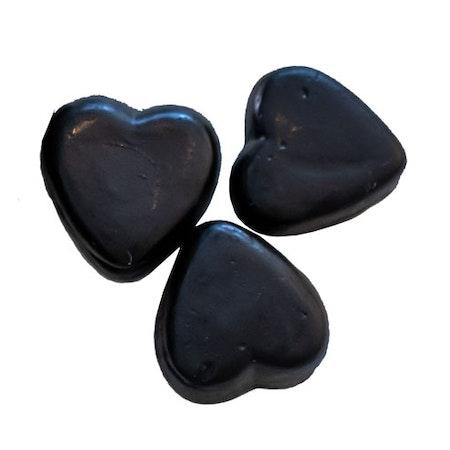 Saltlakritshjärtan