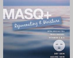 MASQ+ Rejuvenating & Moisture 2 för 1