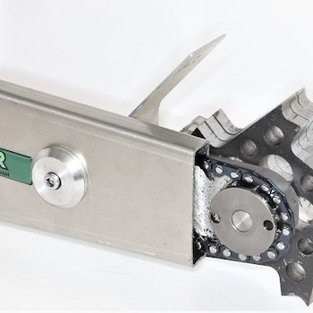 EDER Slot Cutter with 1 knife