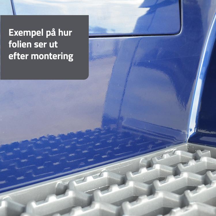 Instegsskydd Volvo FH 4 - förarsida