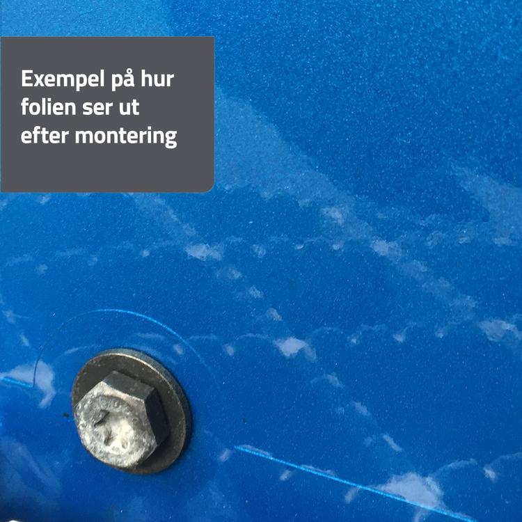 Instegsskydd till Scania R-serie - förarsida