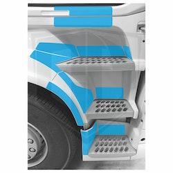 Instegsskydd Volvo FH 4 - passagerarsida