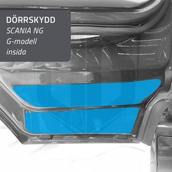 Dörrskydd insida Scania Next Generation G-serie