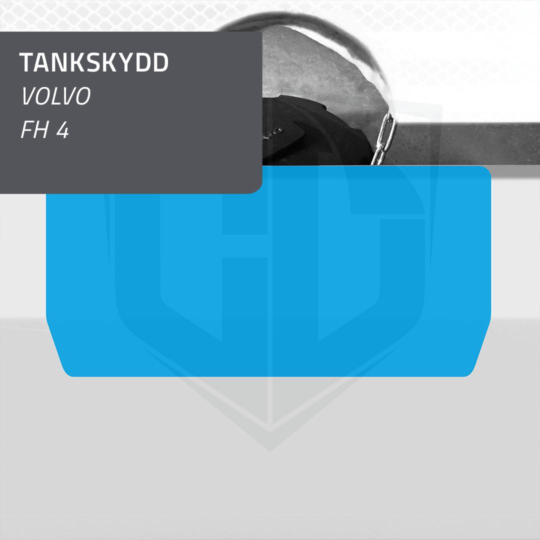 Tankskydd Volvo FH 4