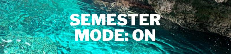 Semester Mode: ON