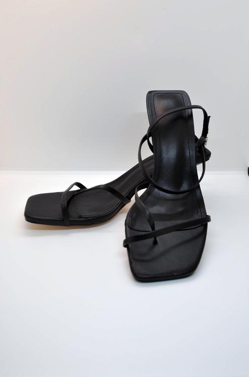 Strap High Heel