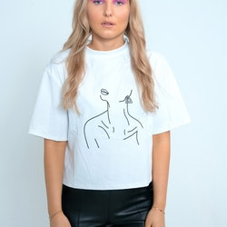 Woman Print T-shirt