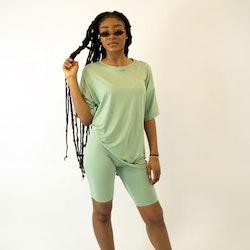 Green T-Shirt Set