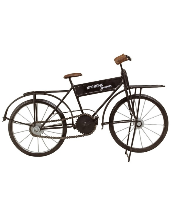 Cykel Nygrens Specerier Svart