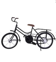 Cykel Dam Svart Liten