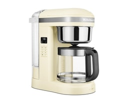 Drip kaffebryggare crème - 1,7 liter