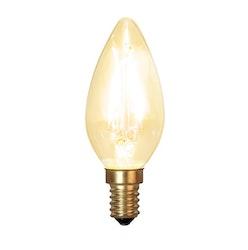 LED-LAMPA E14 C35 SOFT GLOW