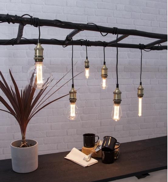 LED-LAMPA E14 C37 NEW GENERATION CLASSIC