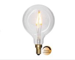 LED-LAMPA E14 G80 SOFT GLOW