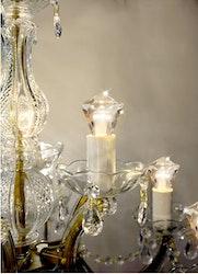 LED-LAMPA E14 P45 DIAMOND
