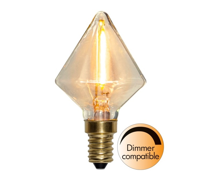 LED-LAMPA E14 SOFT GLOW