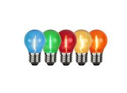 LED-LAMPA E27 5-PACK OUTDOOR LIGHTING