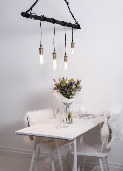 LED-LAMPA E27 A60 NEW GENERATION CLASSIC