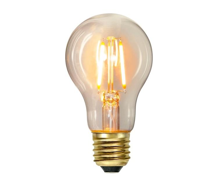 LED-LAMPA E27 A60 SOFT GLOW
