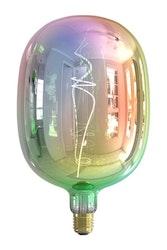 Calex AVESTA LED-färg Specialmjuk glödtråd 220-240V 4W E27, Metallic Opal 2000K dimbar