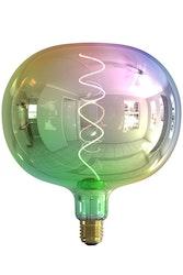 Calex BODEN Led Color specialflexfilament 220-240V 4W E27, Metallic Opal 2000K dimbar