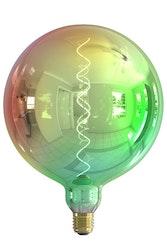 Calex KALMAR LED Color special Globe G200 flexfilament 220-240V 4W E27, Metallic Opal 2000K dimbar