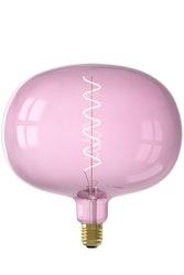 Calex BODEN LED Color range flexfilament 220-240V 4W E27, kvartsrosa 2000K dimbar