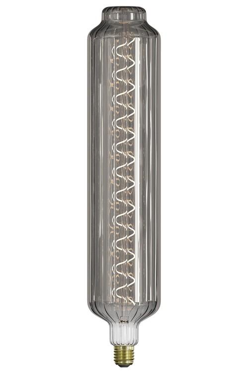 Calex LIDINGO Led Range Extension 95x465mm 220-240V 6W 190lm 2100K E27, Titan dimbar