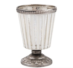 CANDLE HOLDER CAILIN WHITE