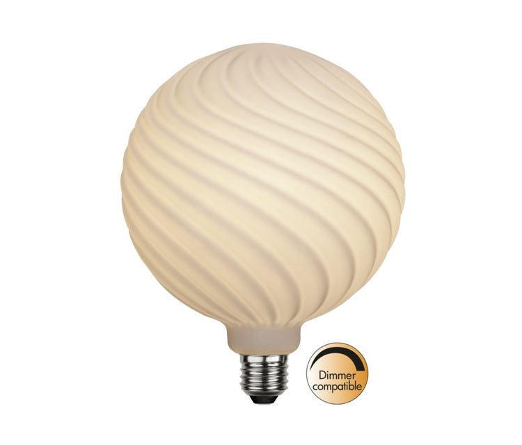 LED-LAMPA E27 G150 OPAQUE DOUBLE COATING