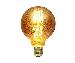 LED-LAMPA E27 G95 DECOLED