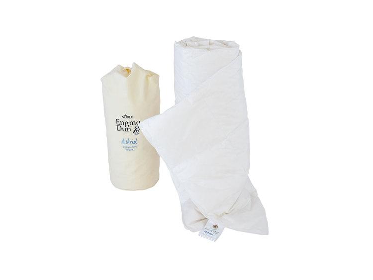 Astrid duntäcke fryser aldrig - extra sval 220x220 cm