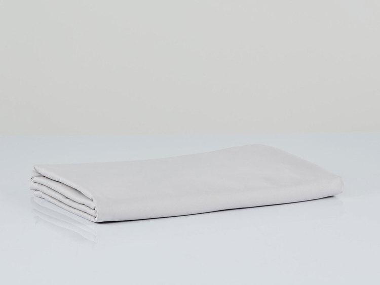 Satina Underlakan Ljusgrå 180x270