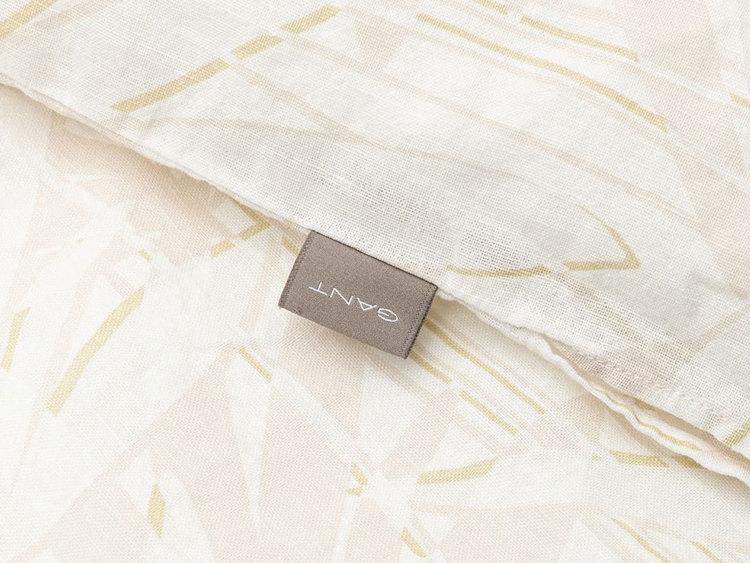 Cotton Linen Grow Örngott Putty 50x60 cm