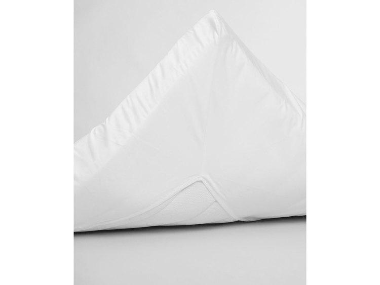 Satin Kuvertsytt underlakan 90x200 cm White