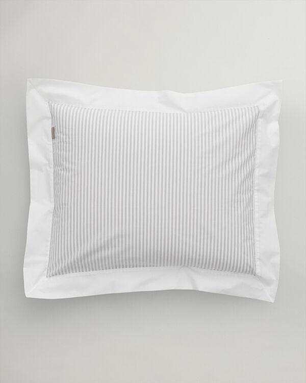 Stripes and Checks Örngott 50x60 cm Grey