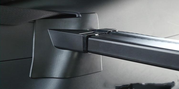 Insynsskydd Bagageutrymme till Tesla Model Y Kolfiber