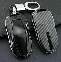 Keyfob kolfiber