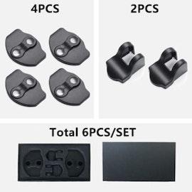 Protection hinges / locking nose (kit)