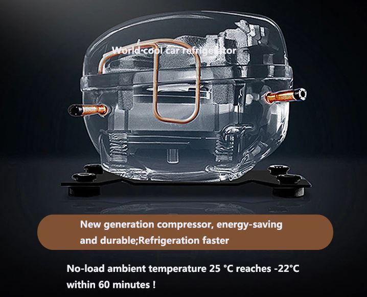 Kylbox 25L med frysfunktion