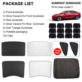 Sun protection + total cover protection