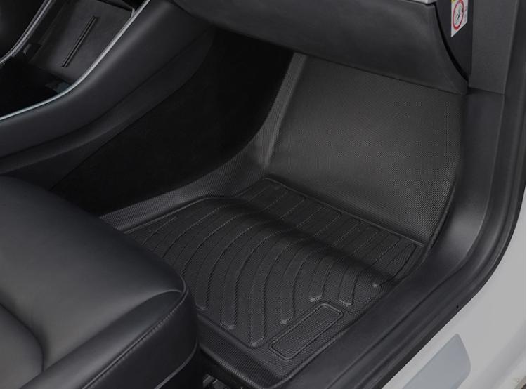 Gummimattor Tesla Model 3 2021
