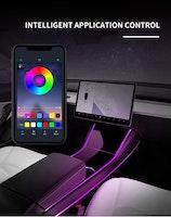 LED list mittkonsol
