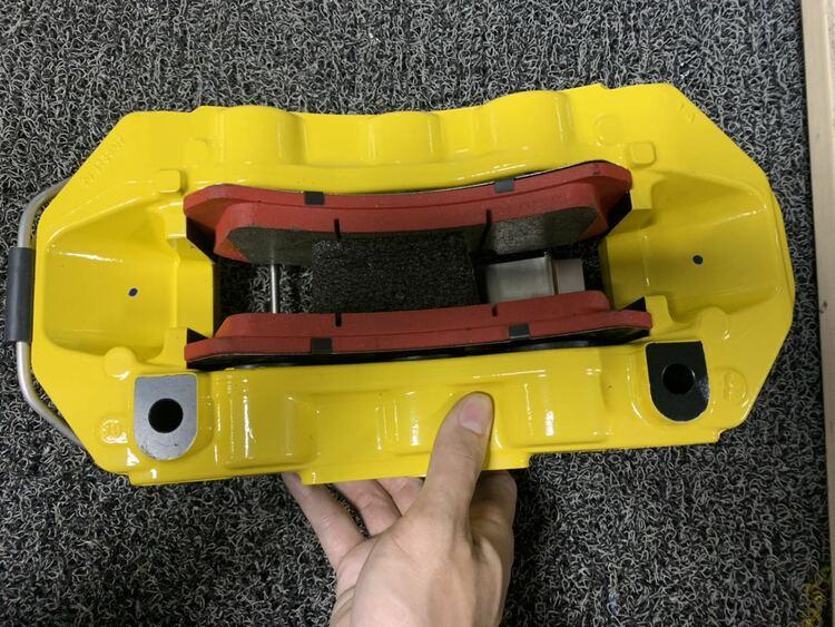 Bromskit fram Tässla Track (Big brake kit)