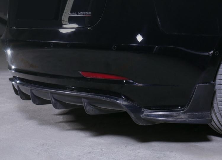 Bodykit Tesla Model 3