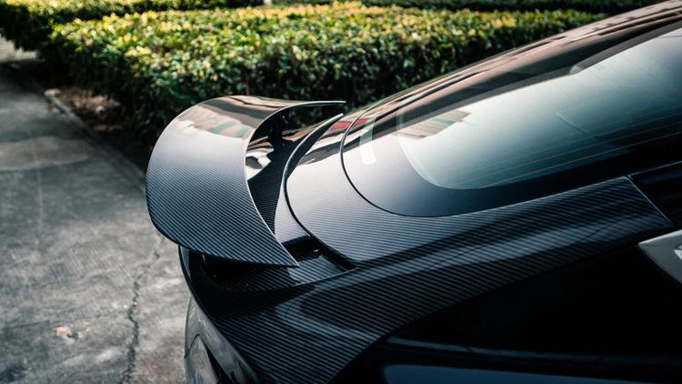 Aktiv spoiler Tesla Model 3