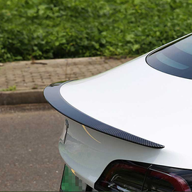 Spoiler Tesla Model 3 baklucka Performance