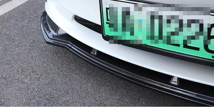 Frontspoiler Tesla Model 3