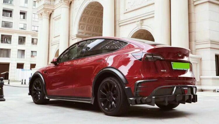 Bodykit till Tesla Model Y