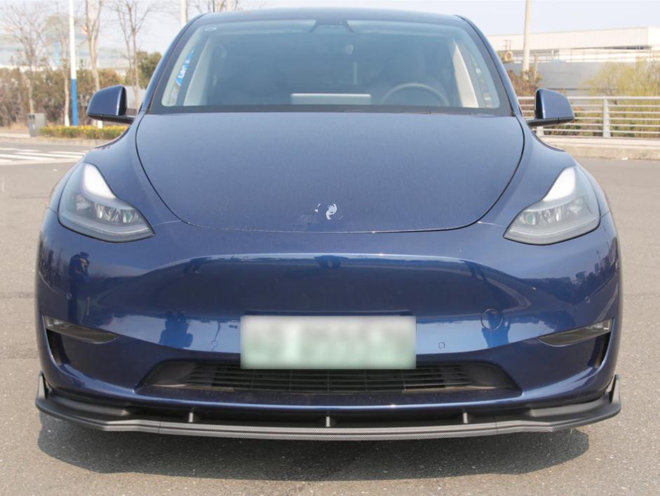 Frontspoiler till Tesla Model Y